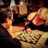 Battle of the Sexes Chess Match 2
