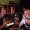 Studio Cam from 10-27-2015 Radio Show:  Char in Bad Girl Wrestler Costume