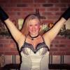Winner of the 2015 Costume Contest:  Bad Girl Wrestler