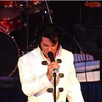 Bill Cherry won the Ultimate Elvis Tribute Artist contest
