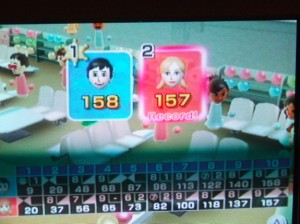 how to get a 300 in wii bowling