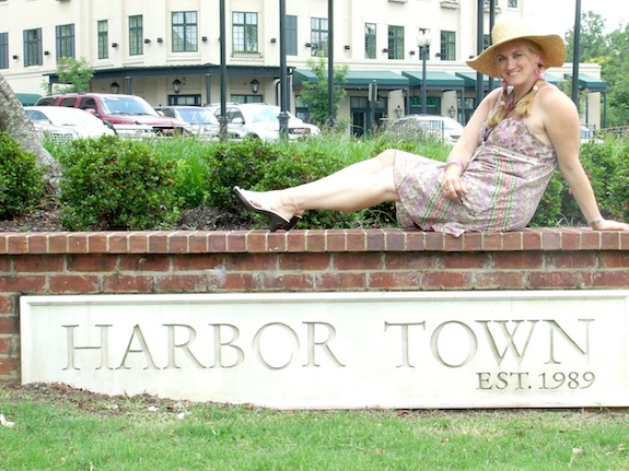 Char in Harbor Town