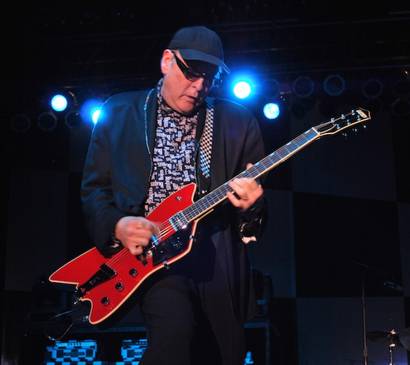 Guitarist Rick Nielsen from Cheap Trick has influenced generations of rock and roll fans with his catchy songs, energetic stage antics, and expert musicianship.