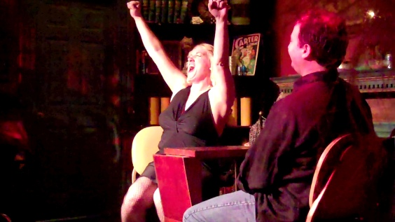 Char wins The Traveling Twosome Olympics by 9 points