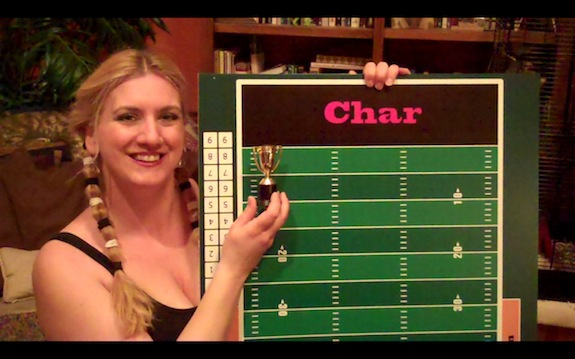 Char Magnifico, Pro Paper Football Champion