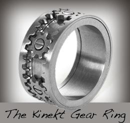 Win a Kinekt Gear Ring