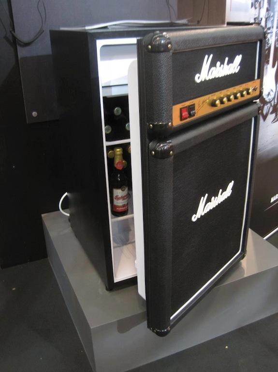 Marshall Amp Refrigerator