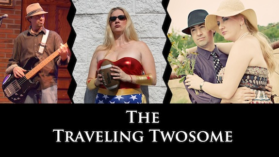 The Traveling Twosome Channel is on Roku