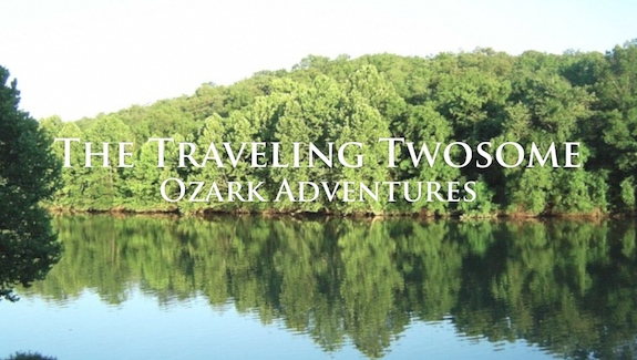 The Traveling Twosome: Ozark Adventures