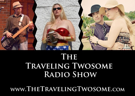 The Traveling Twosome Radio Show
