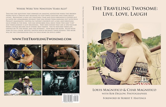 The Traveling Twosome Live Love Laugh