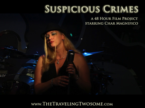 Suspicious Crimes - a 48 Hour Film Project