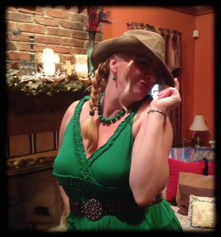 Char the Irish Cowgirl?