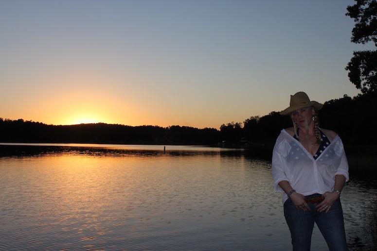Char Magnifico at Lake Thunderbird in Cherokee Village