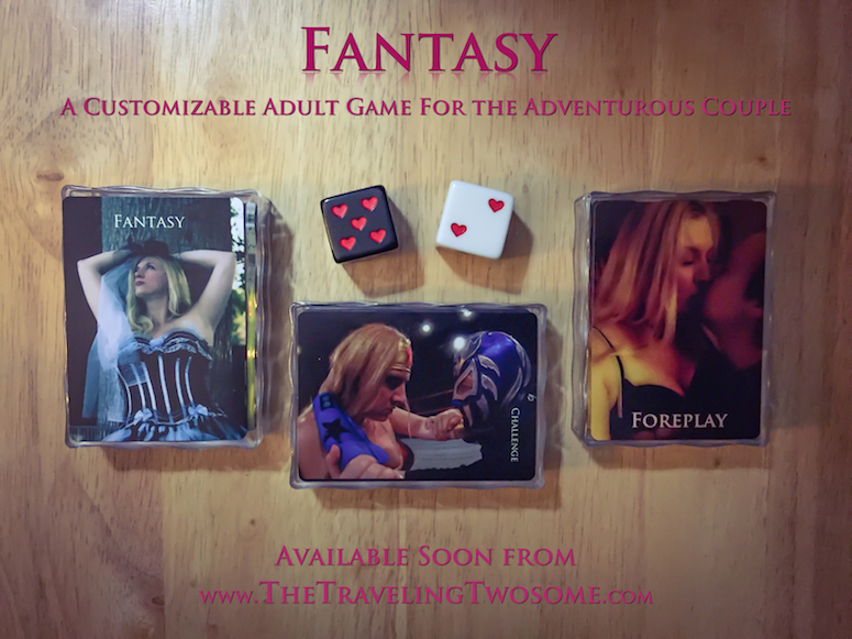 Fantasy Customizable Adult Card Game