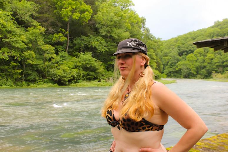 Char Magnifico bikini