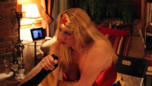 Charminatrix vs Wonder Woman