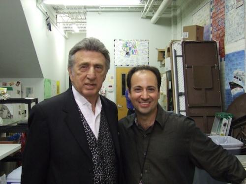 Louis Magnifico and D J Fontana