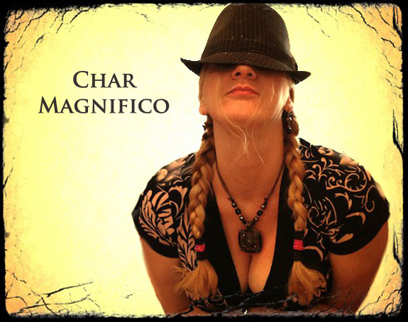 Char Magnifico from The Traveling Twosome