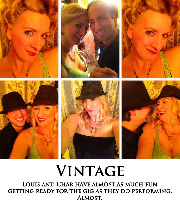Louis and Char Magnifico of Vintage