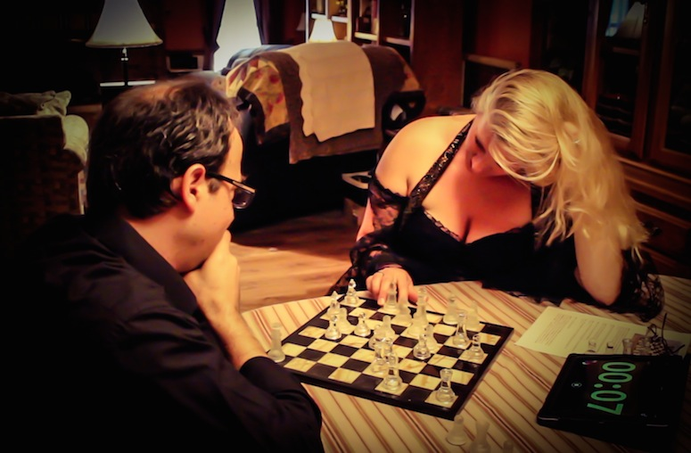 The Battle of the Sexes Chess Match